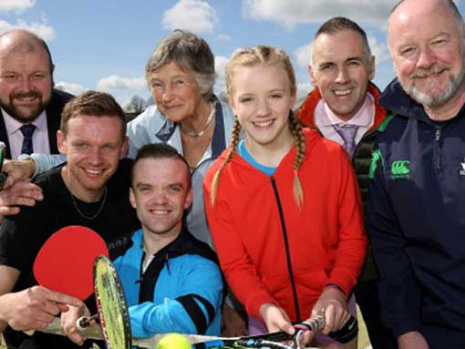 Sport NI is getting Every Body Active!